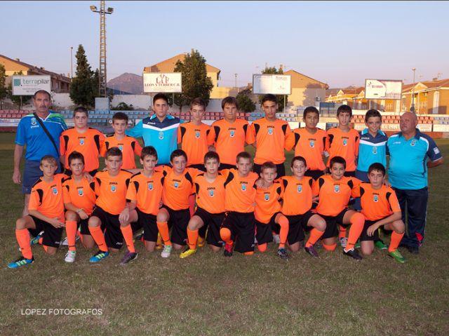 El Mazarrón Fútbol Base comienza su segundo año de andadura - 3, Foto 3