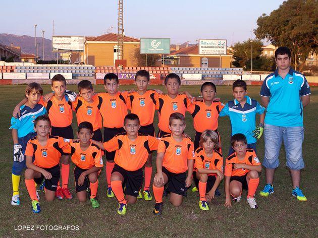 El Mazarrón Fútbol Base comienza su segundo año de andadura - 4, Foto 4
