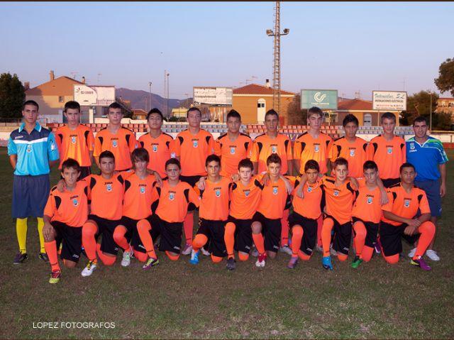 El Mazarrón Fútbol Base comienza su segundo año de andadura - 5, Foto 5