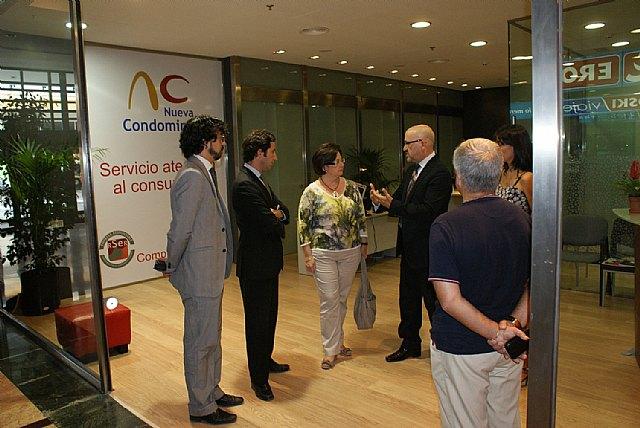 Nueva Condomina inaugura una oficina de atención al consumidor - 1, Foto 1