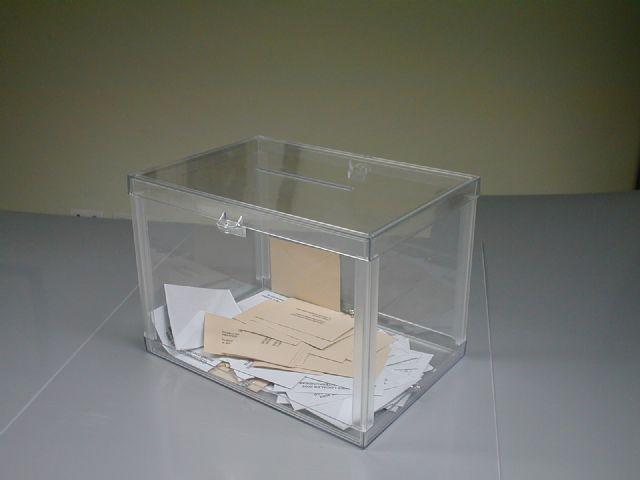 A partir del lunes 3 se pueden comprobar en el Ayuntamiento las listas del censo electoral para los comicios del 20 de noviembre - 1, Foto 1