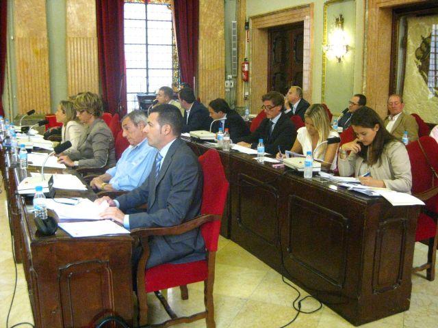 El Pleno aprueba urgir a la Consejería de Educación la construcción de un nuevo colegio en El Palmar - 1, Foto 1