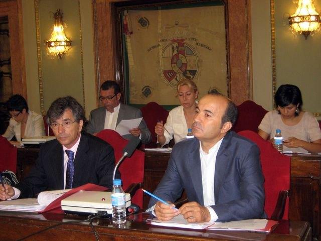 Resumen propuestas grupo socialista al Pleno de septiembre 2011 - 1, Foto 1