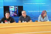 La quinta edición del Campeonato Internacional de Break Dance de Molina de Segura se celebra el próximo sábado 1 de octubre