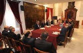 La Comunidad y diez entidades bancarias acuerdan una línea de financiación preferente para pequeñas y medianas empresas de Lorca