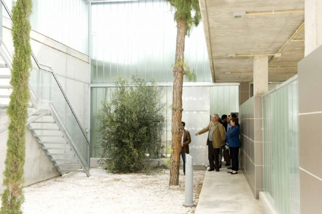 El Museo del Vidrio de Santa Lucía inicia el lunes su andadura - 1, Foto 1