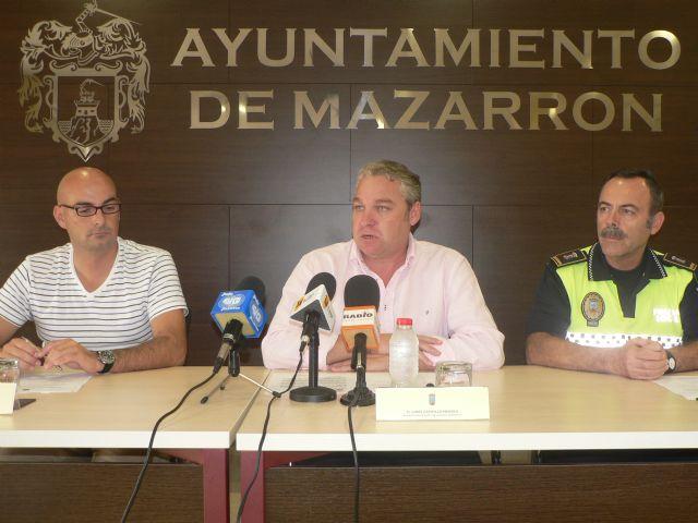 La Policía Local inicia el lunes una campaña para que se respete el uso del cinturon y de los sistemas de retención de menores - 1, Foto 1