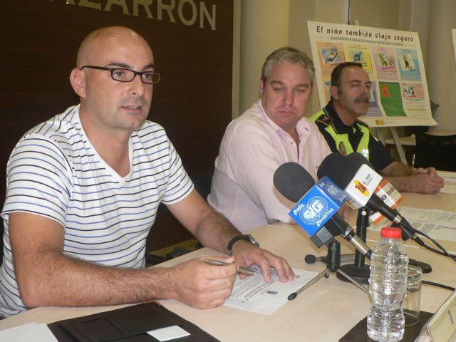 La Policía Local inicia el lunes una campaña para que se respete el uso del cinturon y de los sistemas de retención de menores - 2, Foto 2