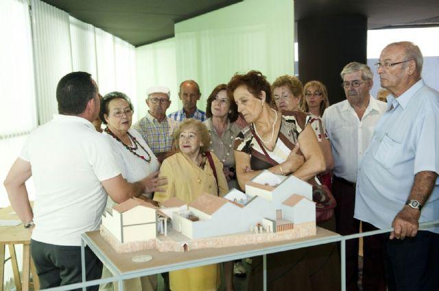 400 mayores visitan gratis los centros de Puerto de Culturas para celebrar su Día - 3, Foto 3