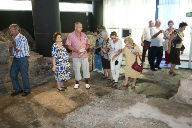 400 mayores visitan gratis los centros de Puerto de Culturas para celebrar su Día - 5, Foto 5