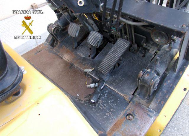 La Guardia Civil esclarece un trascendente robo de hilo de cobre en Las Torres de Cotillas - 2, Foto 2
