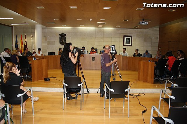 Se inicia el proceso de externalización de las Escuelas Infantiles Municipales Pepita López Gandía, Carmen Baró y la del Paretón - 1, Foto 1