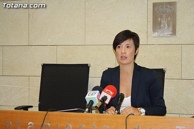 Rueda de prensa sobre el comienzo del curso escolar 2011/12 - 2, Foto 2