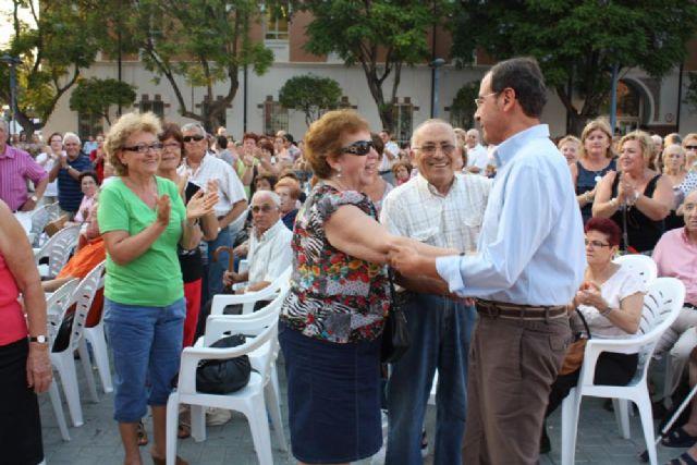 Charo Reina actúa en la Gala del Día de la Edad de Oro ante cerca de 4.000 personas de los 76 centros de mayores - 2, Foto 2