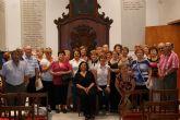 La Asociación de Mujeres colaboradoras del Casino Cultural de Los Dolores de Cartagena dona 1.080 euros para los afectados por los terremotos de Lorca