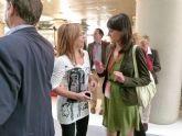 Pedro Saura y María González participan activamente en la Conferencia Política del PSOE en Madrid