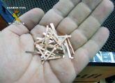 La Guardia Civil esclarece un trascendente robo de hilo de cobre en Las Torres de Cotillas