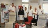 Sanidad logra 460 donaciones de sangre en la campaña realizada entre los empleados públicos de la Administración regional