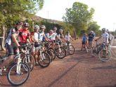29 jóvenes participan en el Trofeo Interescuelas de Mountain Bike de los Juegos