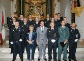 Los Policías Locales de Puerto Lumbreras celebran el día de sus Patronos ' 2011