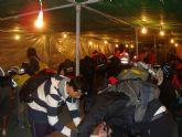 450 personas participan en la Travesía de Montaña por La Parroquia