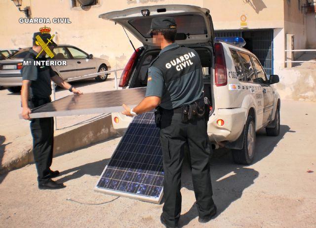 La Guardia Civil detiene in fraganti a cuatro personas mientras cometían un robo en Fortuna - 2, Foto 2