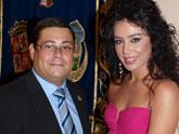 David R�, Secretario General del ayuntamiento de Alhama, proclamado Sult�n Moro 2012 de Caravaca de la Cruz