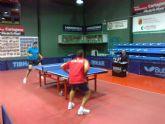 Tenis de mesa 2ª nacional. Derrota en Cartagena