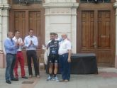 Brillante prueba ciclista Ciudad de La Unión