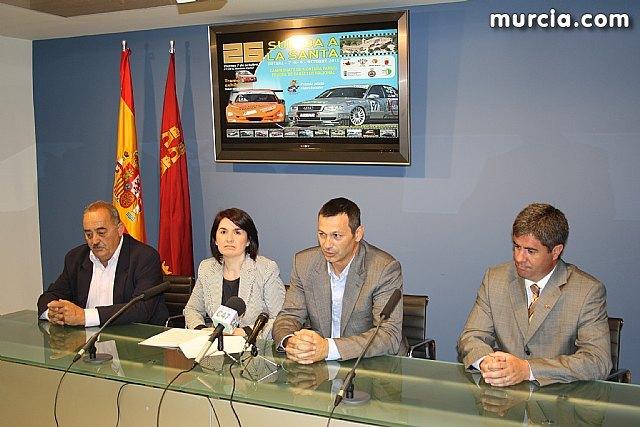 Totana acoge el XXVI Campeonato de Automovilismo Subida a la Santa, Foto 2