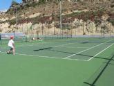 Comienza la IV edición de la liga local de tenis