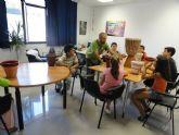 Diez niños y jóvenes participan en un taller de percusión organizado por Imagina y Servicios Sociales