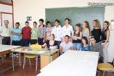 Trece j�venes alumnos participan en el Aula Ocupacional en la modalidad de Taller de Cocina y Pasteler�a