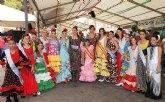 Tradicional Feria de Mediodía Rociera 2011