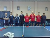 Tenis de mesa. Victoria de la Peña Barcelonista 5-1 al Eliocroca Lorca