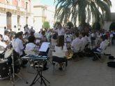 La asociación musical 'Maestro Eugenio Calderón' recauda 475 euros para ayudar a los damnificados por el terremoto de Lorca