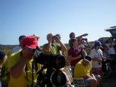 PADISITO particip� el pasado domingo 9 de octubre en el Dia Mundial de las Aves, visitando el Parque Regional de Calblanque