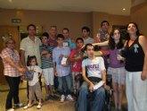 La Peña Barcelonista de Totana apoya a las personas diagnosticadas con Niemann Pick