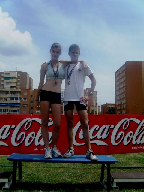 Las promesas del atletismo mazarronero siguen cosechando grandes éxitos, Foto 1