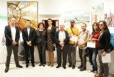 Puerto Lumbreras acogió la XVIII edición del Concurso de Pintura al aire libre en el que participaron más de 50 artistas de toda España
