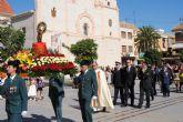 El Ayuntamiento se sumó a la Guardia Civil en la celebración de su Patrona, la Virgen del Pilar