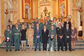 La Guardia Civil de Alcantarilla celebra el día de su patrona en Las Torres de Cotillas