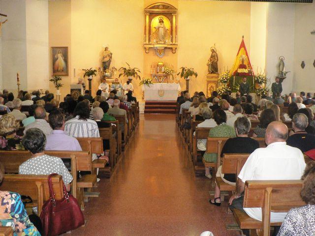 Mazarrón y la Guardia Civil celebraron ayer el día de la Hispanidad, Foto 1