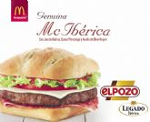 El jam�n ib�rico de ELPOZO se convierte en protagonista de McIb�rica