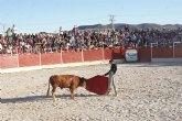 Puerto Lumbreras celebró un Festejo Taurino con promesas locales del toreo coincidiendo con las Fiestas Patronales