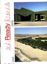 Dos influyentes revistas de arquitectura publican un interesante reportaje sobre el colegio 'El Alba' de Torre-Pacheco