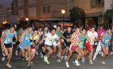 Más de 200 atletas se dieron cita en la XVII Carrera Noctura ´Ciudad de Puerto Lumbreras´ (3ª Milla Urbana)