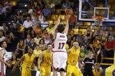 El UCAM Murcia suma su tercera derrota frente al Gran Canaria 2014 (66-54)