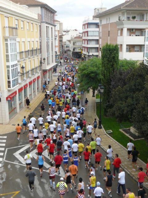 Sigue abierto el plazo de inscripci�n para la Carrera de Atletismo Subida a La Santa hasta el jueves 20 de octubre, Foto 2