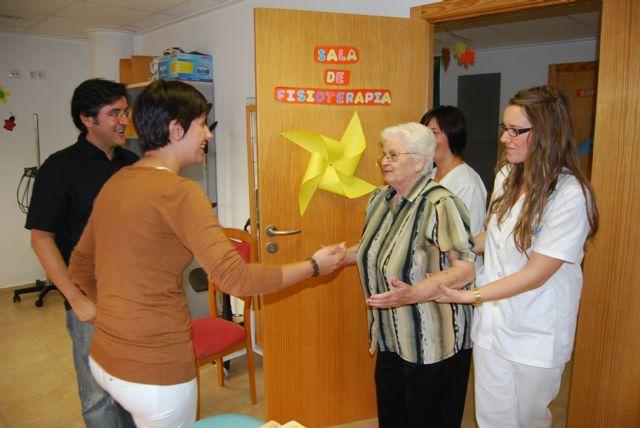 Esta semana se celebra el IV aniversario del Centro de D�a para Personas Dependientes con Alzheimer de Totana, Foto 3